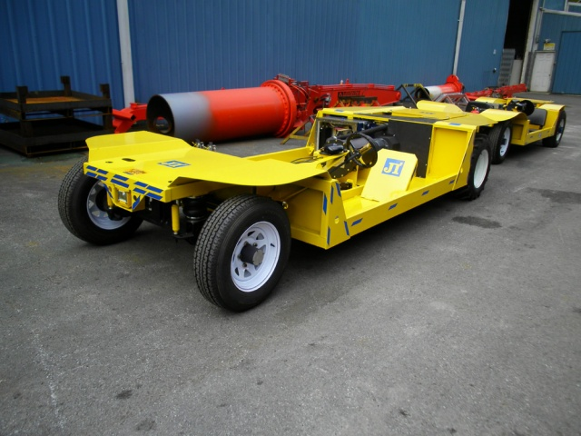 AC Electric Mining Vehicles