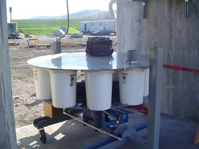 Karrusel Sample Collector