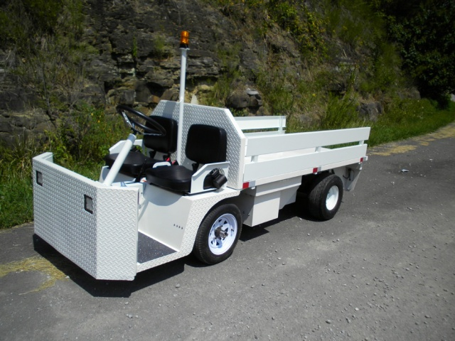 Ground Utility Truck Trucks Vehicule de transport