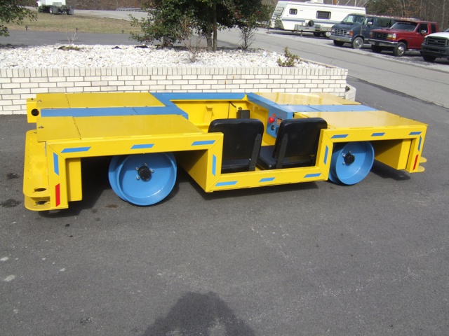 Rail Vehicles