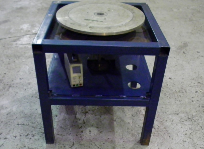 Rotating Welding Table