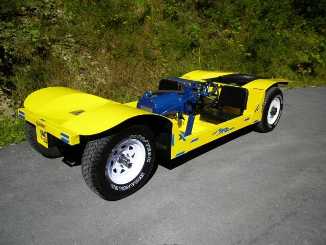 DC Stinger - mga pinapayagang Tauhan Carrier Electric Mining Vehicle