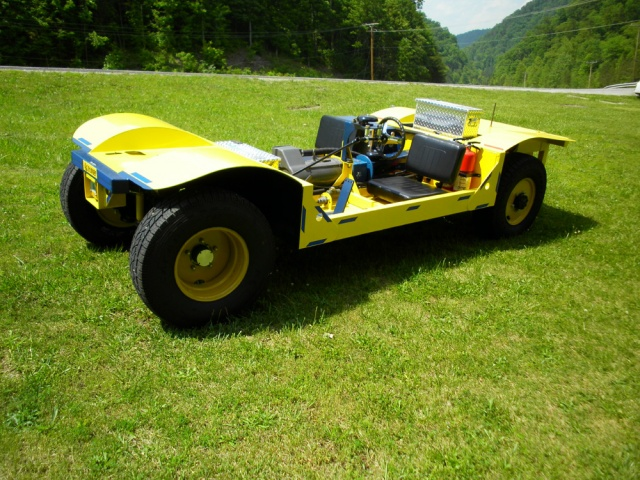 DC Electric Mining Vehicles