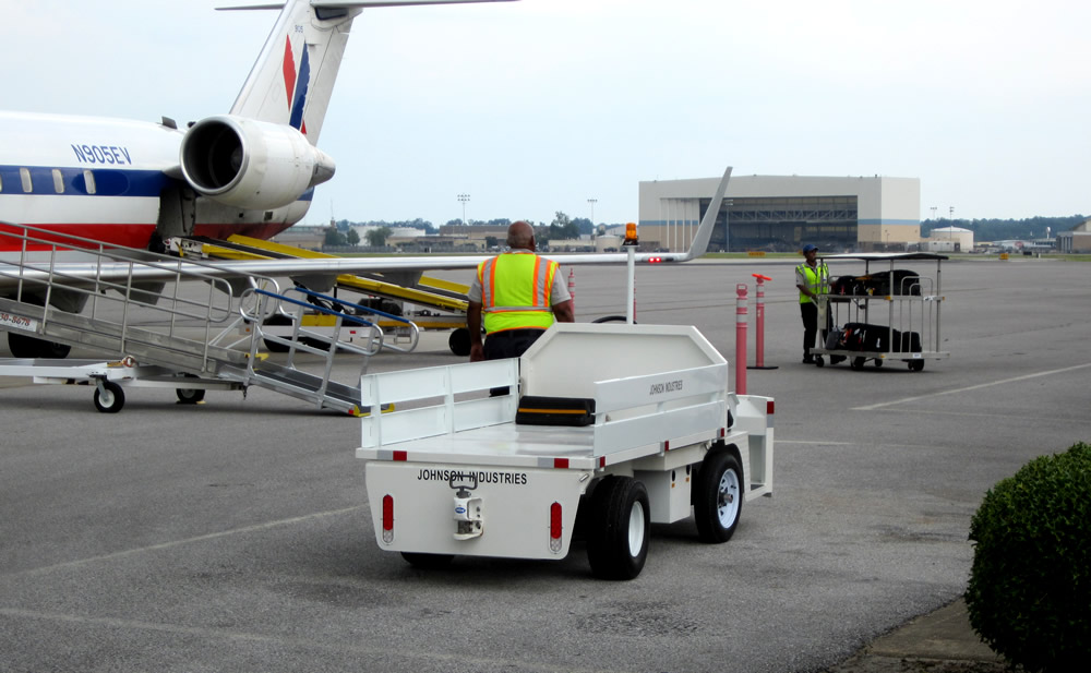 Vehicles & Equipment For Airports