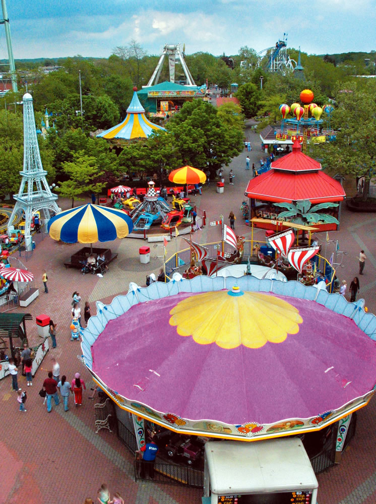 Vehicles & Equipment For Amusement Parks