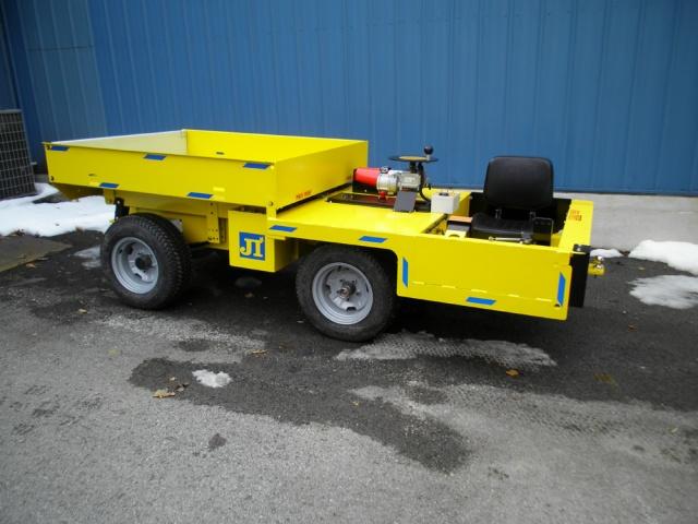 Οχήματα φορέα φορτίου υποστήριξης εδάφους