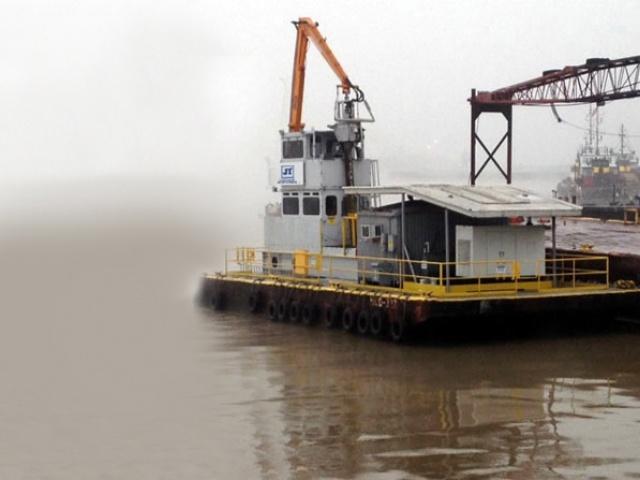 Sistema de mostreig Auger Carbó marina Uni-Sampler