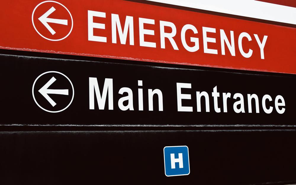 Οχήματα και εξοπλισμός για νοσοκομεία