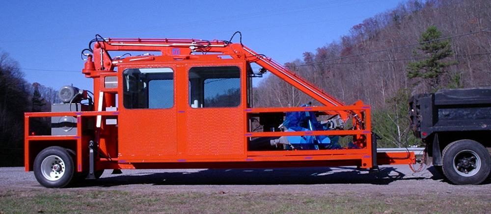 Mobile Uni-Sampler steenkool Auger Monsterneming System
