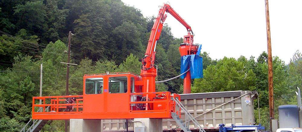 Stilstaande Uni-Sampler steenkool Auger Monsterneming System